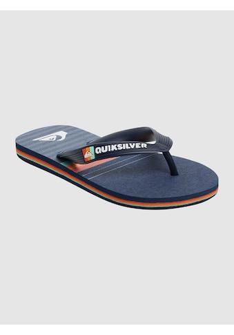 Quiksilver Sandale »Molokai More Core« kaufen