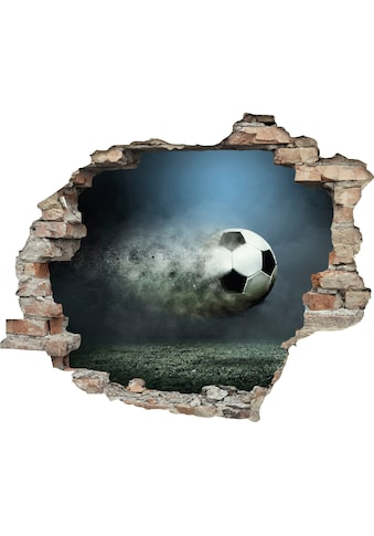 queence Wandtattoo »Fussball« kaufen