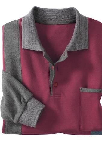 Classic Basics Poloshirt in attraktivem Streifendessin kaufen