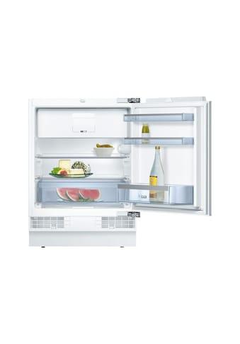 Einbaukühlschrank, Bosch, »KUL15A65CH A++« kaufen