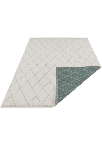 Teppich, »Daisy«, freundin Home Collection, rechteckig, Höhe 5 mm, maschinell gewebt kaufen