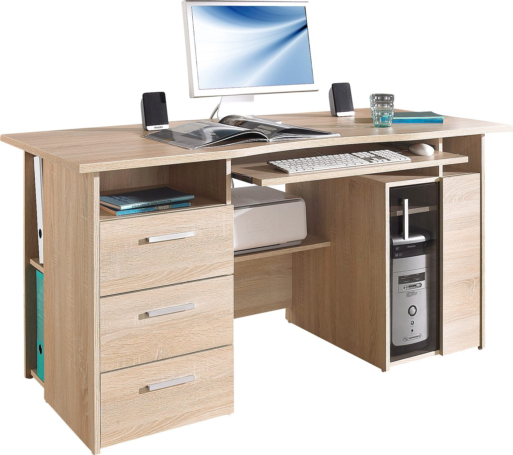Image of Maja Möbel Computertisch »Heide«