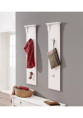 Home affaire Garderobenpaneel, als 2er-Set, Breite 30 cm je Paneel kaufen
