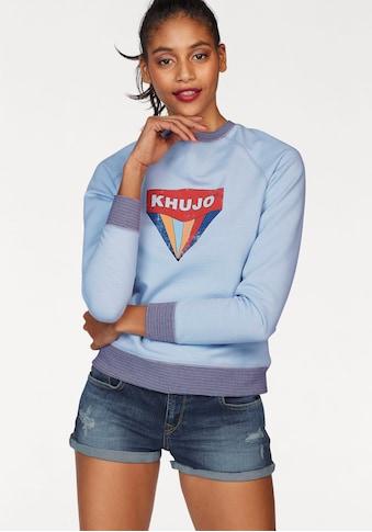 khujo Sweatshirt »Darinka« kaufen