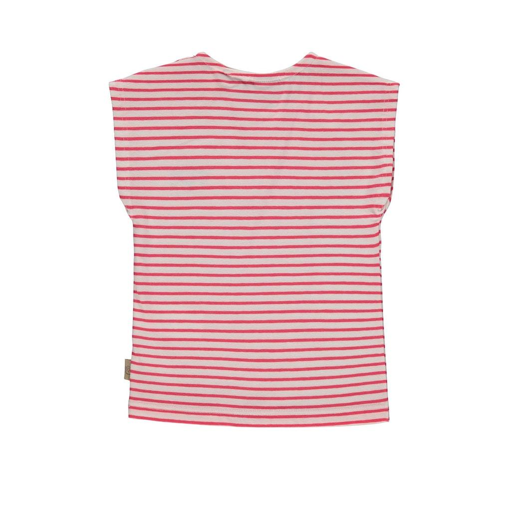 Bellybutton T-Shirt ärmellos gestreift