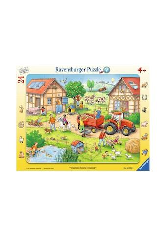Ravensburger Puzzle »Mein kleiner Bauernhof« kaufen