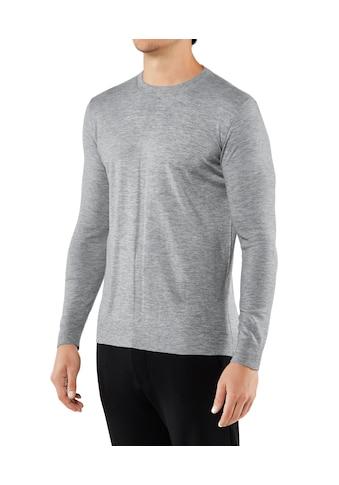 FALKE Trainingspullover »Pullover«, mit Schurwolle kaufen