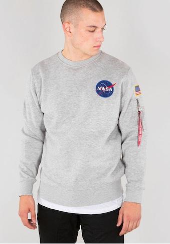 Alpha Industries Sweatshirt »Space Shuttle« kaufen