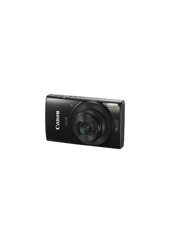 Canon Kompaktkamera »IXUS 190 Schwarz« kaufen