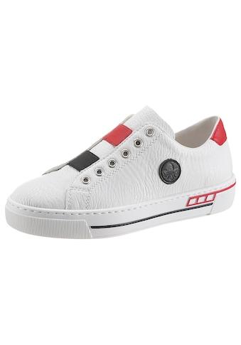 Rieker Slip-On Sneaker, mit Gummizug kaufen
