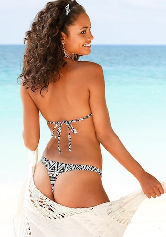 LASCANA Bikini-Hose »Belize«, in String-Form kaufen