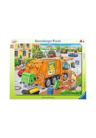Ravensburger Puzzle »Müllabfuhr« kaufen
