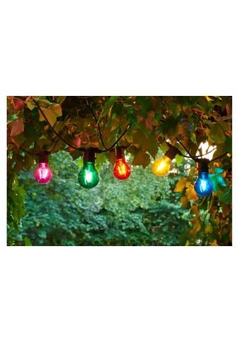 Lichterkette »Tobias Starter Set, farbig« kaufen