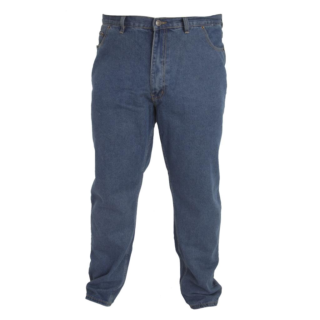 Duke Clothing Comfort-fit-Jeans »Herren Rockford Kingsize Komfort Fit Jeans«