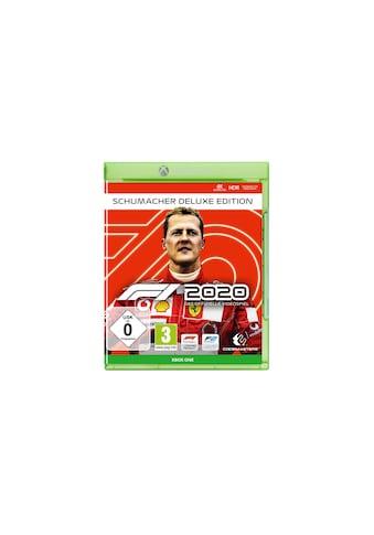F1 2020  -  Schumacher Deluxe Edition, GAME kaufen