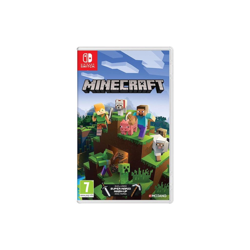 Nintendo Spiel »Minecraft«, Nintendo Switch, Standard Edition
