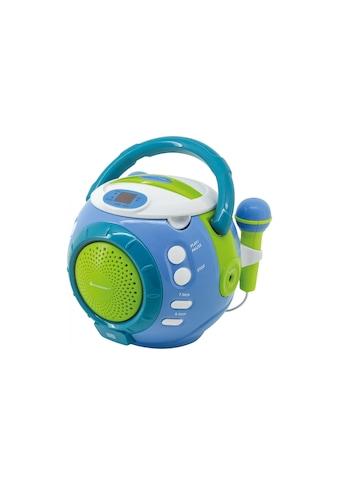 Soundmaster MP3-Player »KCD1600 Blau Grün« kaufen