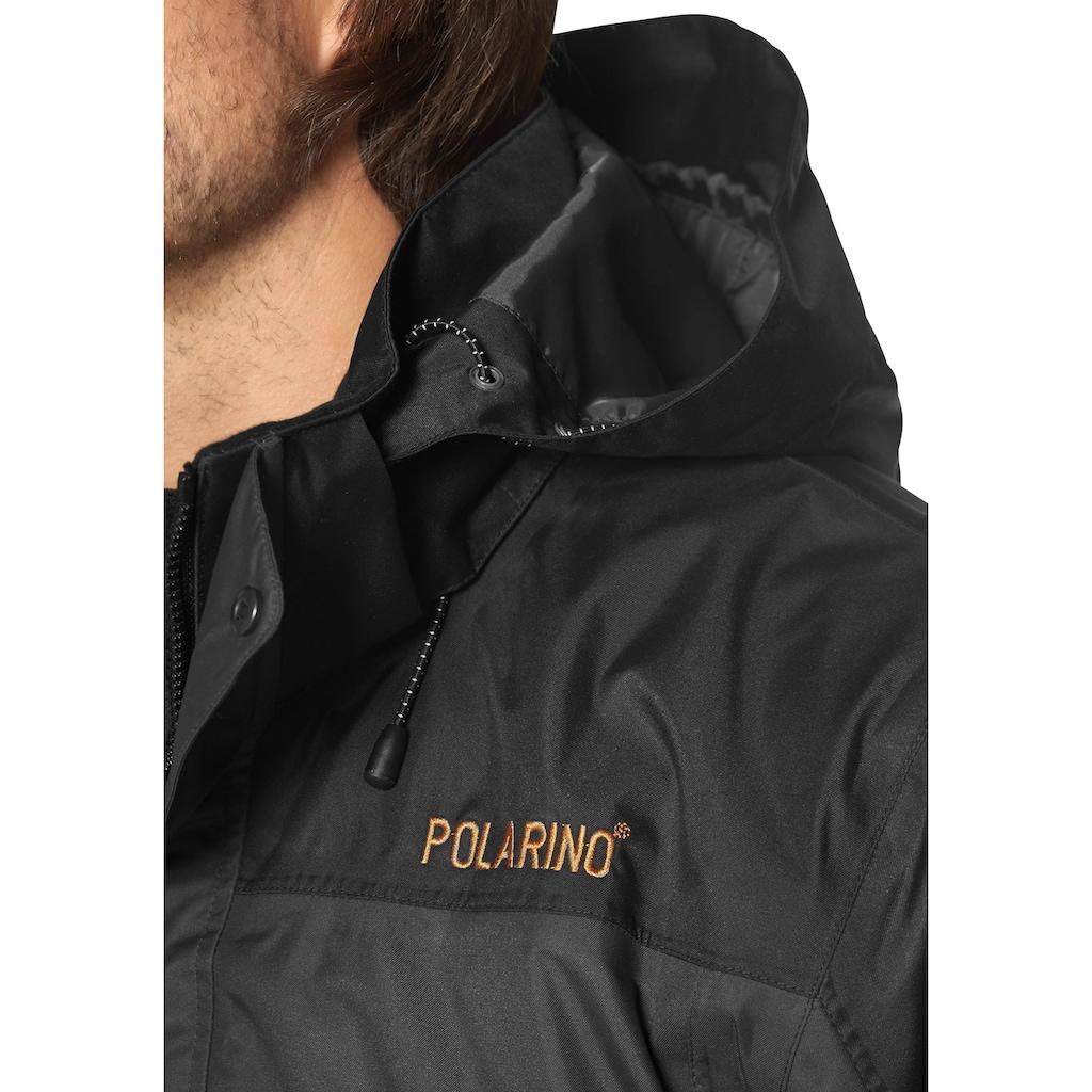Polarino 3-in-1-Funktionsjacke, für alle Jahreszeiten
