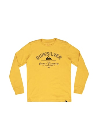 Quiksilver Langarmshirt »Creators Of Simplicity« kaufen
