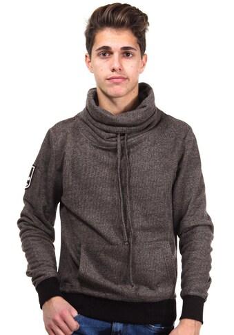 R - NEAL Sweater mit Stehkragen kaufen