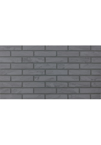 ELASTOLITH Verblender »Nero«, grau, für den Innenbereich 6 m² kaufen