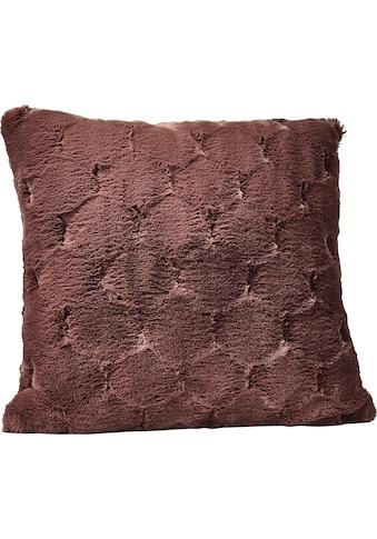Star Home Textil Dekokissen »Rhombus«, besonders weich und hochwertig kaufen