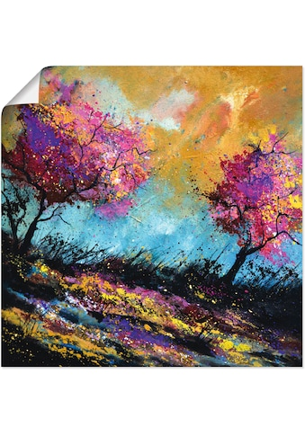 Artland Wandbild »Herbst - Eichen« kaufen