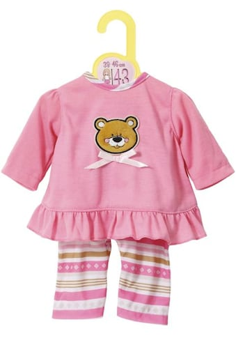 Zapf Creation® Puppenkleidung »Dolly Moda Pyjama« kaufen