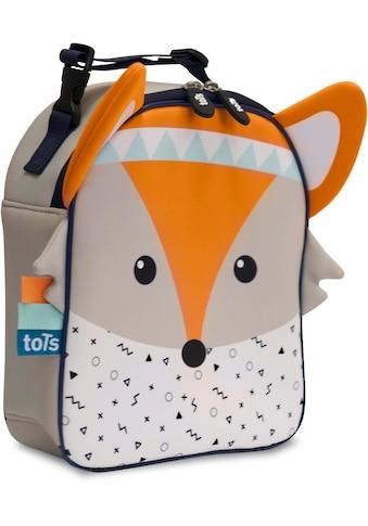 smarTrike® Kindergartentasche »toTs by SmarTrike® Fur-ever Brotzeitbox Fuchs«, mit... kaufen