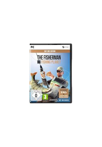 The Fisherman: Fishing Planet Day 1 Edition, BIG BEN INTERACTIVE kaufen