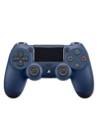 Sony PlayStation 4-Controller »Dualshock 4 Midnight Blue« kaufen