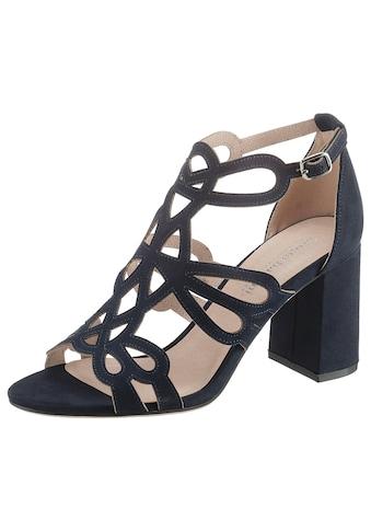 Bruno Banani Sandalette, im femininen Design kaufen
