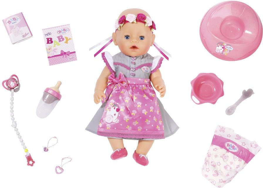 """Image of Baby Born Babypuppe """"BABY born® SoftTouch Girl Dirndl Edition, 43 cm"""""""