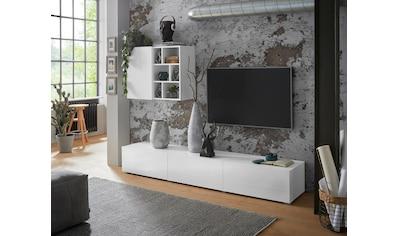 TRENDMANUFAKTUR Wohnwand »Aksel«, (Set, 2 tlg.) kaufen