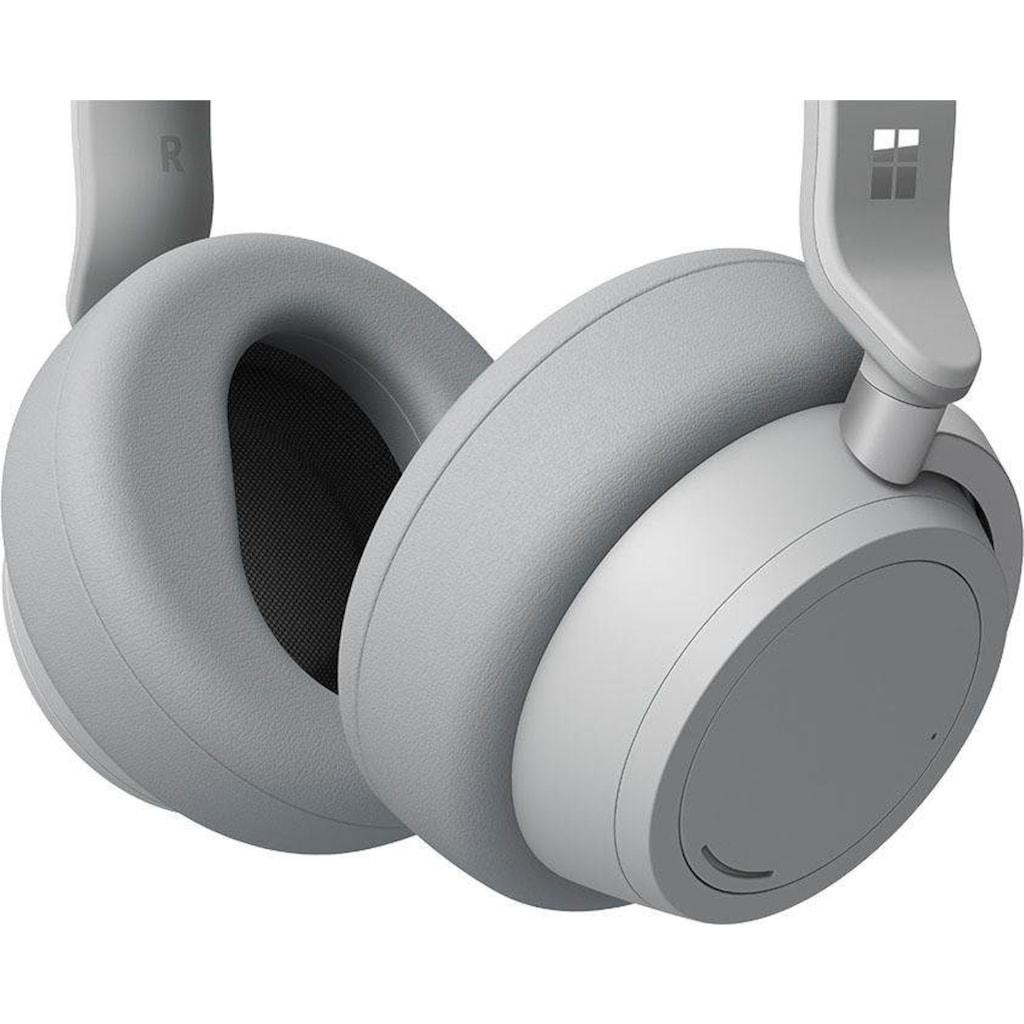 Microsoft On-Ear-Kopfhörer »Surface Headphones«, Bluetooth, Noise-Cancelling