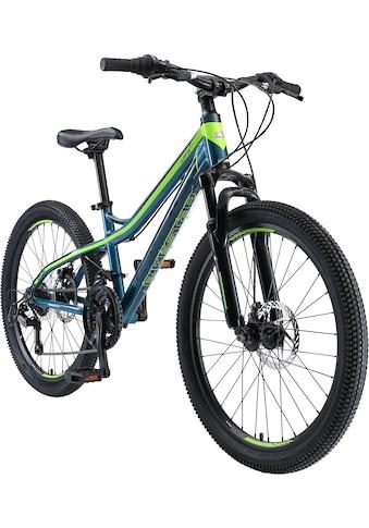 Bikestar Mountainbike 21 Gang Shimano RD - TY300 Schaltwerk, Kettenschaltung kaufen