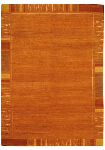 OCI DIE TEPPICHMARKE Orientteppich »Sensation Rekhi«, rechteckig, 6 mm Höhe, handgeknüpft, Wohnzimmer kaufen