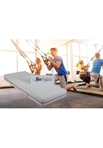 BeCo EXCLUSIV Komfortschaummatratze »HS 1900«, (1 St.), Machen Sie sich fit und gesund, Tag und Nacht kaufen