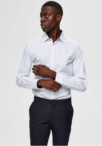 SELECTED HOMME Businesshemd »SLIM NEW - MARK SHIRT« kaufen