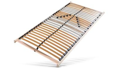 Beco Lattenrost »Medistar«, 28 Leisten, Kopfteil nicht verstellbar, universell und flache Bauweise kaufen