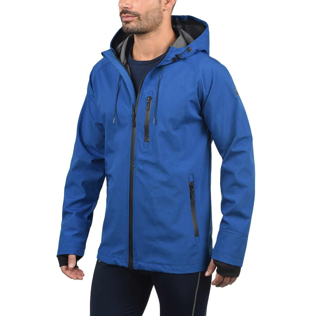 BLEND ATHLETICS Trainingsjacke »Gilberto«