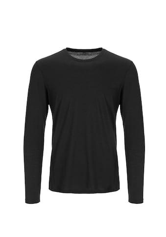 SUPER.NATURAL Langarmshirt »M BASE LS 230« kaufen