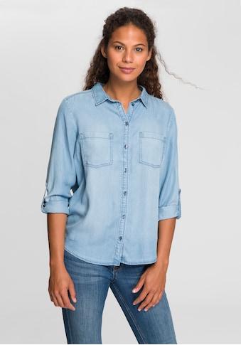 TOM TAILOR Jeansbluse kaufen