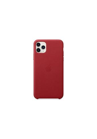 Leather Case, Apple, »iPhone 11 Pro Max« kaufen