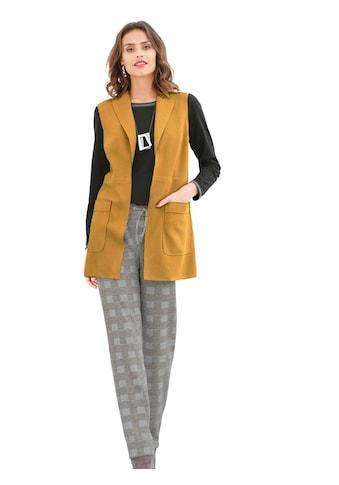 Inspirationen Jersey - Hose in komfortabler Schlupfform kaufen