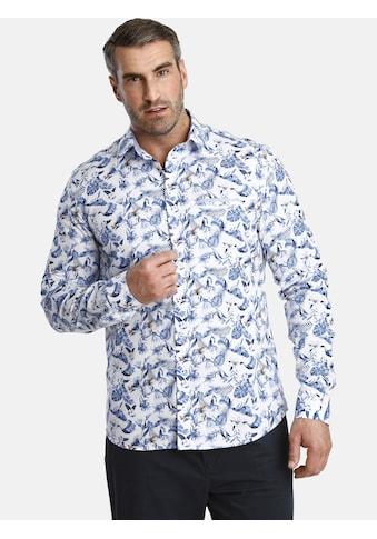 Charles Colby Langarmhemd »DUKE RORY«, mit integriertem Einstecktuch kaufen