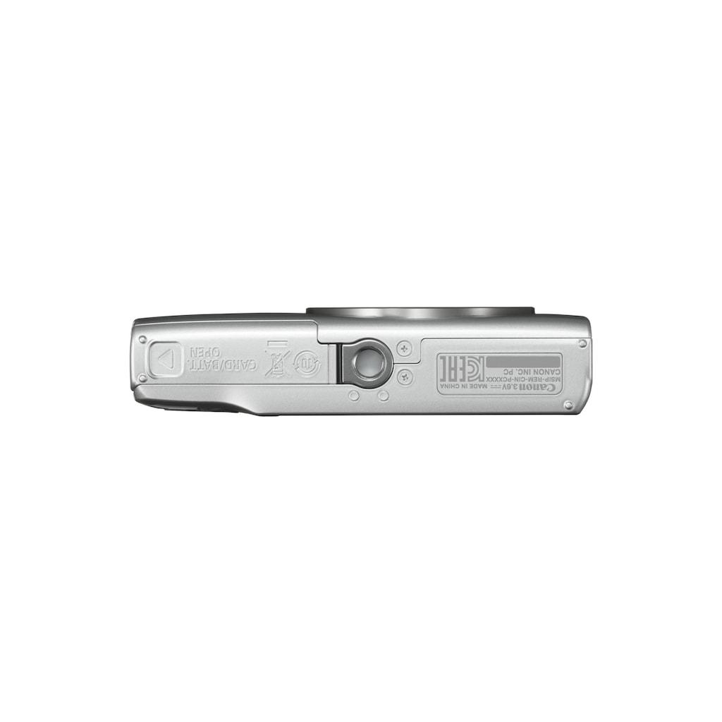 Canon Kompaktkamera »IXUS 185 Silberfarben«
