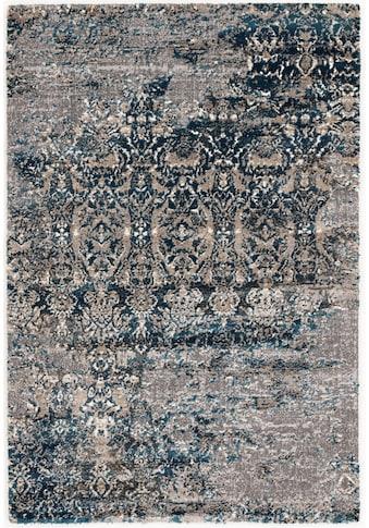 OCI DIE TEPPICHMARKE Teppich »Juwel Silenta«, rechteckig, 20 mm Höhe, Wohnzimmer kaufen