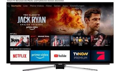 Grundig 65 GOB 9099 OLED LED - Fernseher (164 cm / (65 Zoll), 4K Ultra HD, Smart - TV kaufen