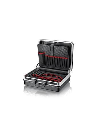Werkzeugkoffer, Knipex, »Basic leer« kaufen